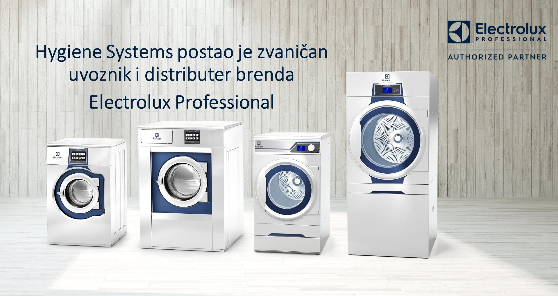 electrolux authorized dealer