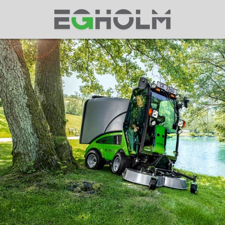 Egholm - mašine za šičćenje