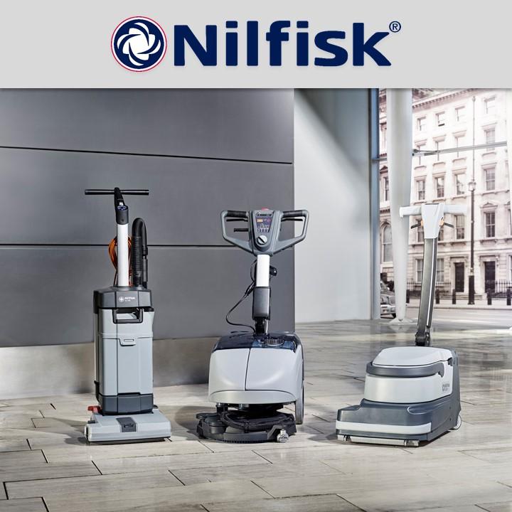 Nilfisk - profesionalne mašine za čišćenje