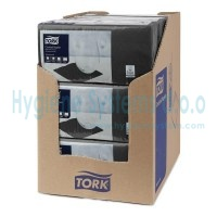 Tork Advanced salvete, koktel, crne 477829
