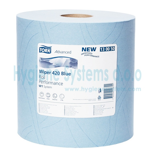 Tork W1 130050 - W1 advanced 420, ubrus, big roll